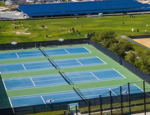 MDCHS Tennis Center
